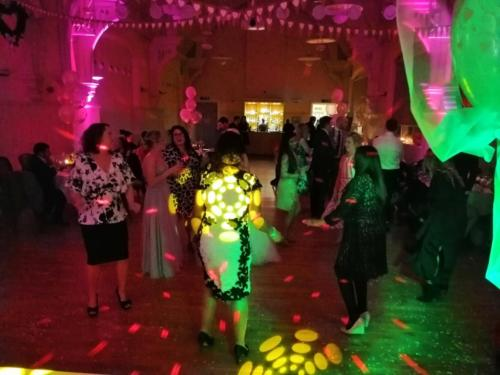 Wedding Disco at St. Martins House, Leicester