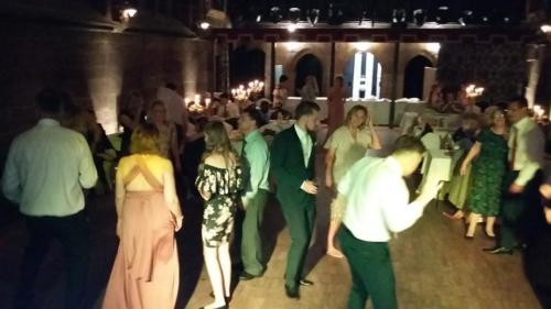 Wedding Disco at St. Marys Guildhall, Coventry
