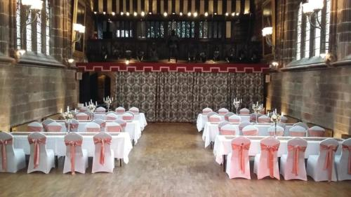 Wedding - St. Mary's Guildhall