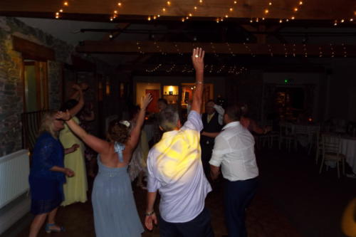 Wedding Disco at The Old Stables, Swithland, Leicestershire